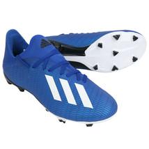 Adidas X 19.3 FG Football Shoes Soccer Cleats Blue/Black EG7130 - $97.99