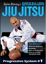 Master Sylvio Behring Brazilian Jiu Jitsu Progressive System #1 Fundamen... - $22.00