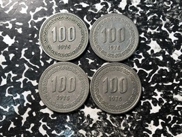 1975 Korea 100 Won (4 Available) Circulated (1 Coin Only) - $4.00