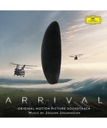 J¢HANN J¢HANNSSON - ARRIVAL [ORIGINAL MOTION PICTURE SOUNDTRACK] USED - ... - $13.85