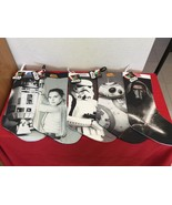 """1pc Christmas Stocking Star Wars Multi-Color 17.5"""" Xmas Gifts Home Decor - $8.00"""