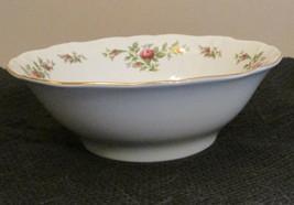 "Traditions Fine China Johann Haviland Moss Rose 8.5"" Vegetable Dish - $17.40"