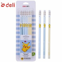 Deli® Pencil Standard Pencils 12pcs/set With Crystal Box Package HB Blac... - $8.67