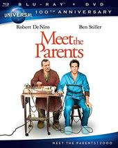 Meet the Parents [Blu-ray + DVD]