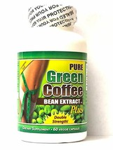 1 BOTTLE SUPER Green Coffee Extract Weight Loss 800 mg Chlorogenic Acid ... - $19.79