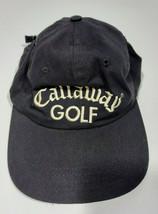 Callaway Black Adjustable Golf Hat Cap By Nordstrom - $12.60
