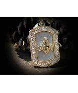 Haunted Knights of Templar Volkh Djinn magickal... - $125.00