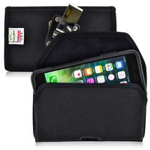 iPhone 6S Plus Holster Metal Belt Clip Otterbox Case Pouch Nylon Turtleback - $36.99