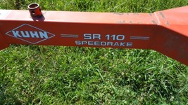 2007 Kuhn Rake SR 110 Speed Rake For Sale In Colfax, Louisiana 71417  image 5