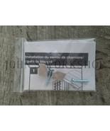 Door Hing Retainer Block Kit for Suncast Vertical Sheds - $14.69
