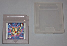 Vintage ~ TETRIS BLAST ~ Nintendo Game Boy ~ 1996 Video Game Cartridge - $9.77