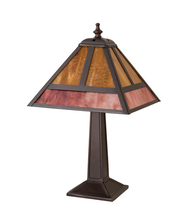 "16"" High ""T"" Mission Accent Lamp - $1,011.00"