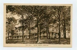 Oak Hall Albertype Postcard Tryon North Carolina 1930's - $17.82
