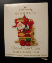 Hallmark Keepsake Christmas Ornament 2011 Choo-Choo Cheer Santa's Holida... - $6.99