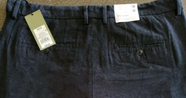 Goodfellow & Co™ ~  Slim, Lined Trousers ~ Men's 38 x 32 ~ Xavier Navy ~... - $23.76