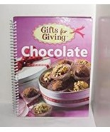 Gifts for Giving Chocolate Spiral-bound (Hardcover) - $13.51