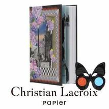 Christian Lacroix SURREALISTIC Journal w/ 3-D glasses &Images  8.5 x 6 #... - $19.80