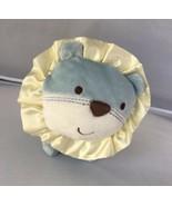 "Baby Fund Safari Friends Plush Rattle Toy Lion Taggie Mane Soft 7.5"" x 6.5"" - $4.90"