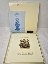 M.J. HUMMEL 1982 DATE BOOK WITH BOX - $19.75