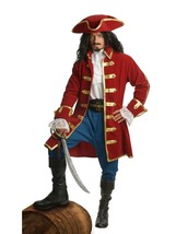 Charades Men's Rum Pirate Costume, As Shown, X-Small - $136.41