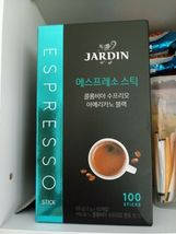 Jardin Supremo Espresso Stick Korea Instant Coffee Black Americano 200 Counts image 4