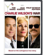 Charlie Wilson's War (DVD, 2008, Widescreen) - $7.00