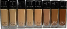 Maybelline Fit Me Foundation *Choose Your Shade* - $9.90
