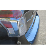 12-17 TOYOTA PRIUS V 4dr QAA Stainless 1pcs Rear Bumper Accent RB12700 - $64.34