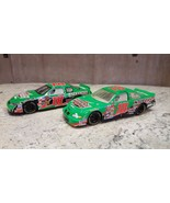 2 Bobby Labonte Diecast 1:24 1/24 #18 Cars 2000 Grand Prix 04 Monte Carl... - $12.66