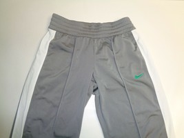 Nike Size Large 477232 Gray Sweatpants Track Athletic Pants New Girls Cl... - $38.61