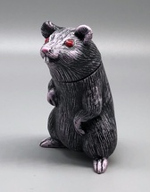 Max Toy Dry-Brush Oh-Nezumi Rat/Mouse Handpainted by Mark Nagata - Extremely Lim image 3