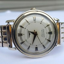 1958 Longines Grand Prize Cal.19AS 10K GF Automatic Mens Watch .Works - $494.01