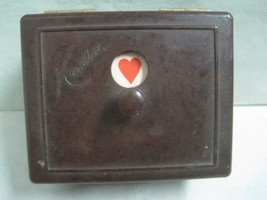 Bakelite DAKO WARE Bridge Trumps Indicator Card Box 1930's - $41.73