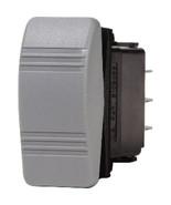 Blue Sea 8231 Water Resistant Contura III Switch - Gray - $18.76
