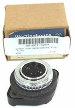 NIB WESTINGHOUSE OT2B1 OPERATOR FOR PUSHBUTTON FLUSH HEAD BLACK OILTIGHT