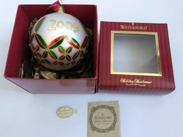 Waterford Holiday Heirlooms 2009 Annual Dated Ball - 150746 - $23.99