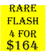 FRI-SUN ONLY FLASH PICK ANY 4 FOR $164 BEST OFFERS MAGICK  - $164.00