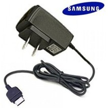 OEM Samsung Travel Wall Charger for WEP200 T629 T809 D900 U300 U600 X820... - $4.90