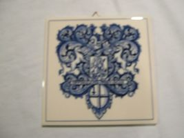 Rx , Pharmacy, Vintage , Collectible , Delft Holland Pharmacy Tile image 6