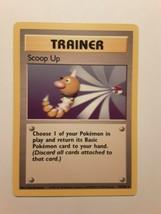 Pokemon Card - Trainer Scoop Up - (78/102) Base Set Rare ***NM*** - $2.99
