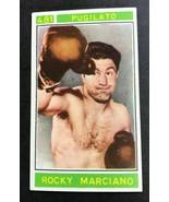 1967 Panini Rocky Marciano  Campioni Dello Sport - $89.05