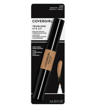 COVERGIRL Trublend It's Lit Brightening Concealer Pen - 500 Medium/Deep​ - $4.45
