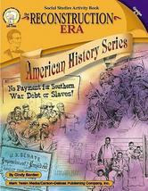 The Reconstruction Era, Grades 4 - 7 (American History Series) [Paperback] [Jan