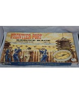 Vintage 1956 Board Game Frontier Fort Rescue Race Saml. Gabriel Son and ... - $19.80