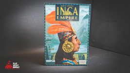 Z-Man Games Inca Empire 2010 Board Game Fast And Free Uk Postage - $36.08
