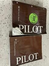 2005 honda pilot service repair workshop manual oem set with etm worn 2006 - $79.15