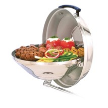 Magma Marine Kettle Charcoal Grill w/Hinged Lid - $213.18