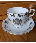 Vintage SCHMID BROTHERS Bone China Taurus Cup & Saucer Signs of the Zodi... - $23.27
