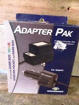 Performance Adapter Packung Neu Game Boy Color & Pocket - $10.41