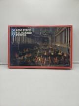 F.X. Schmid 2000 Piece Puzzle Winter Riding School of the Vienna Hof #98522 NEW - $59.39